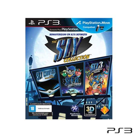 Imagem para Jogo The Sly Collection MR para PlayStation 3 a partir de Fast Shop