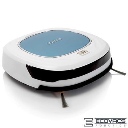 Robô Aspirador de Pó Ecovacs Robotics com Capacidade de 0,4 Litros
